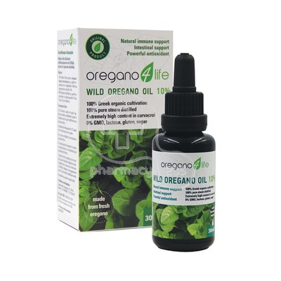 OREGANO4LIFE - Wild Oregano Oil 10% - 30ml