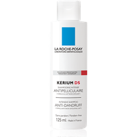 LA ROCHE POSAY KERIUM DS ANTIDANDRUFF TREATING SHAMPOO 125ML