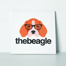 Dog glasses beagle 481209817 a