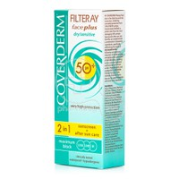 COVERDERM - FILTERAY Face Plus Dry/Sensitive SPF50+ - 50ml