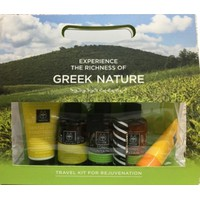 APIVITA GREEK NATURE TRAVEL KIT REJUVENATION (6ΤΕΜ)