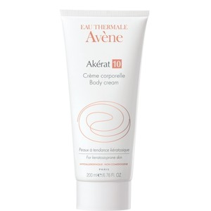 Akerat 10 body cream for keratosis skin 200ml