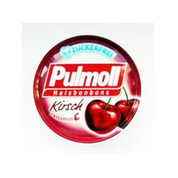 Pulmoll Pastilles with Cherry + Vitamin C