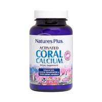 NATURE'S PLUS - Coral Calcium Activated - 90caps