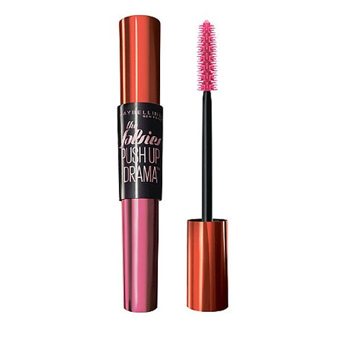 MAYBELLINE MASCARA FALSIES PUSH UP DRAMA BLACK