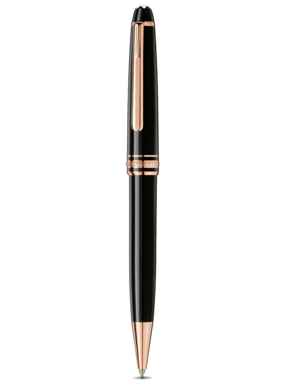 Meisterstück Rose Gold-Coated Classique Ballpoint Pen