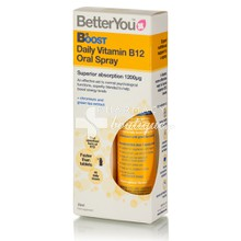 BetterYou Boost B12 Spray 1200μg, 25ml