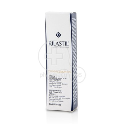 RILASTIL - PROGRESSION HD Illuminating Eye Contour Cream - 15ml