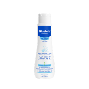 MUSTELA Multi-sensory bubble bath τονωτικό αφρόλου