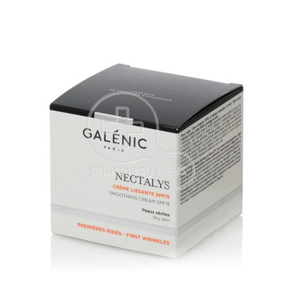 GALENIC - NEW NECTALYS Creme Lissant SPF15 - 50ml PS