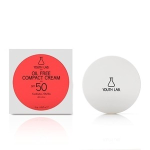 Youth lab oil free compact cream spf 50 combination oily skin enlarge