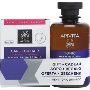 Apivita mens tonic set