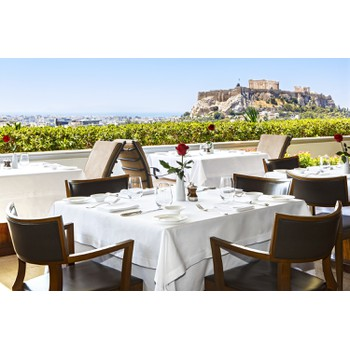 GIFT VOUCHER: 1 LUNCH FOR 2 AT THE GB ROOF GARDEN RESTAURANT