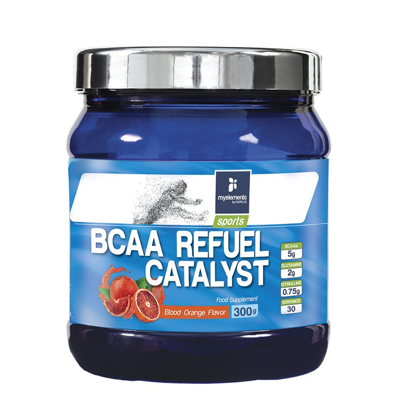 BCAA Refuel Blood Orange