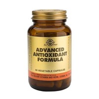 SOLGAR ADVANCED ANTIOXIDANT FORMULA 60CAPS