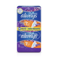 ALWAYS - PLATINUM Ultra Normal Size 1 - 16τεμ.