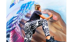 Graffiti Star Creates Art You Can Actually Wear