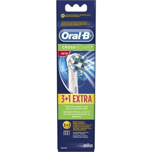 Oral b crossaction brush heads 3 1