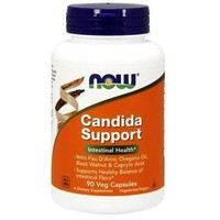 NOW CANDIDA SUPPORT 90VEG. CAPS