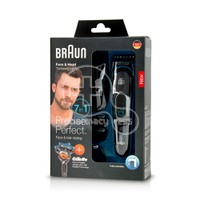 BRAUN - Face & Head 7 in 1 Trimming Kit MGK3045