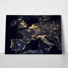 Europe city lights 580449682 a