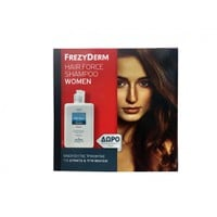 FREZYDERM HAIR FORCE SHAMPOO WOMEN 200ML (PROMO+100ML)