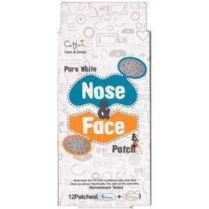 Vican clean   simple pure white nose   face