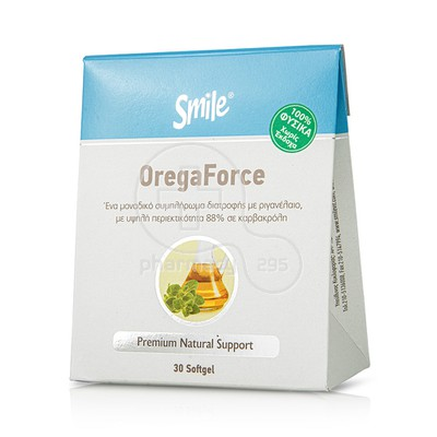 SMILE - Oregaforce - 30softgels