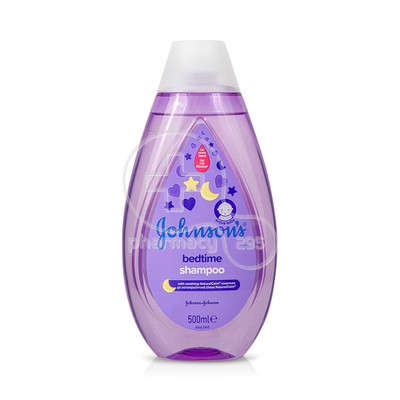 JOHNSON & JOHNSON - Bedtime Shampoo - 500ml
