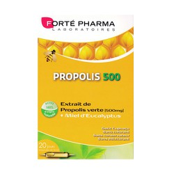 Forte Pharma Propolis 500mg 20*10ml