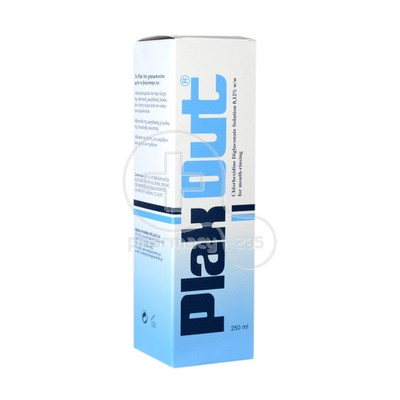 PLAK OUT SOLUTION 250ml
