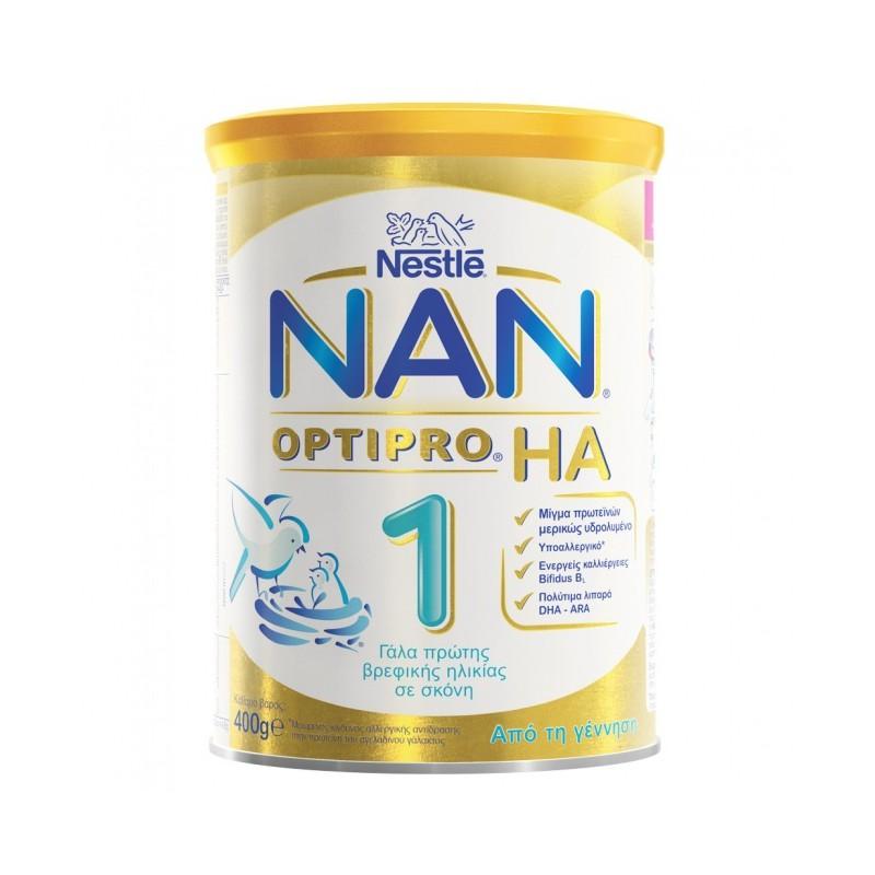 8acbed1d055 Nestle | Nan HA 1 Optipro Αντιαλλεργικό Γάλα για Βρέφη από τη ...