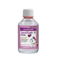 Frezyderm Sensiteeth Kid'S Mouthwash Crazy Berry 250ml
