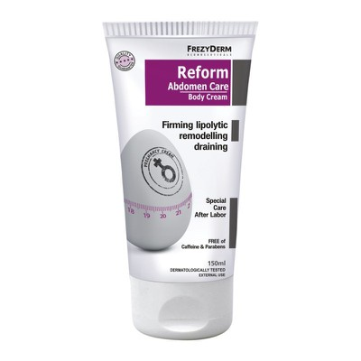 FREZYDERM - Reform Abdomen Care Body Cream - 150ml