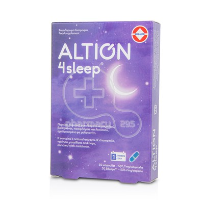 ALTION - 4 Sleep - 30caps