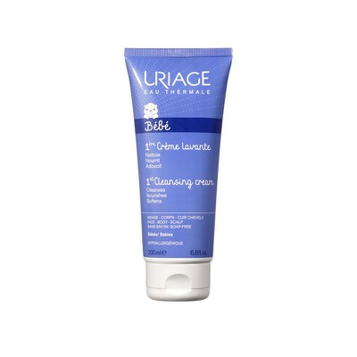 Uriage - Bebe 1ere Creme Lavante - 200ml