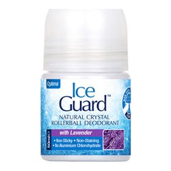 Optima Ice Guard Deodorant Rollerball  Levander 50ml