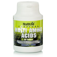 Health Aid MULTI AMINO ACIDS - Αμινοξέα, 60tabs