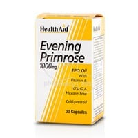 HEALTH AID - Evening Primrose 1000mg - 30caps