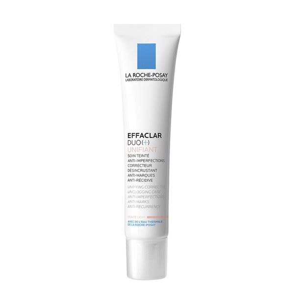 LA ROCHE EFFACLAR DUO (+) UNIFIANT LIGHT 40ML