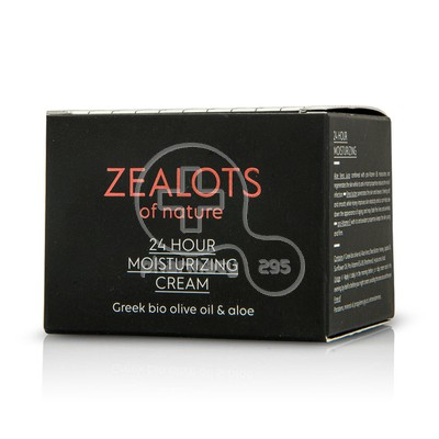 ZEALOTS OF NATURE - 24h Moisturizing Cream - 50ml