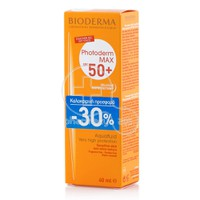 BIODERMA - PHOTODERM MAX Aquafluide SPF50+ (40ml)