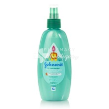 Johnson's Kids No More Tangles Conditioner σε Spray, 200ml