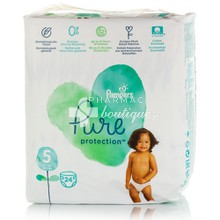 Pampers No.5 (11+ kg) - Pure Protection, 24τμχ