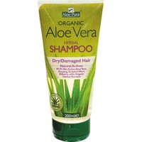 OPTIMA ALOE VERA HERBAL SHAMPOO 200ML