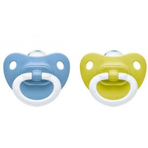 Nuk classic fashion silicone soother