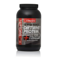 LAMBERTS - DIET Whey Protein Chocolate Flavour - 1kgr