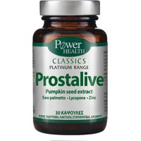 Power Health Classics Platinum Prostalive-Προστάτης 30Caps