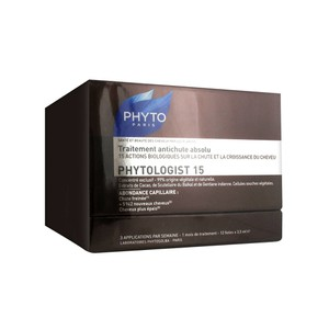Phyto phytologist 15 absolute anti hair loss treatment 12 phials