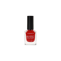 KORRES NAIL COLOUR GEL EFFECT (WITH ALMOND OIL) No53 ROYAL RED 11ML